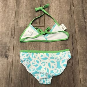 Old Navy Swim - Peace Bikini ✌🏼👙